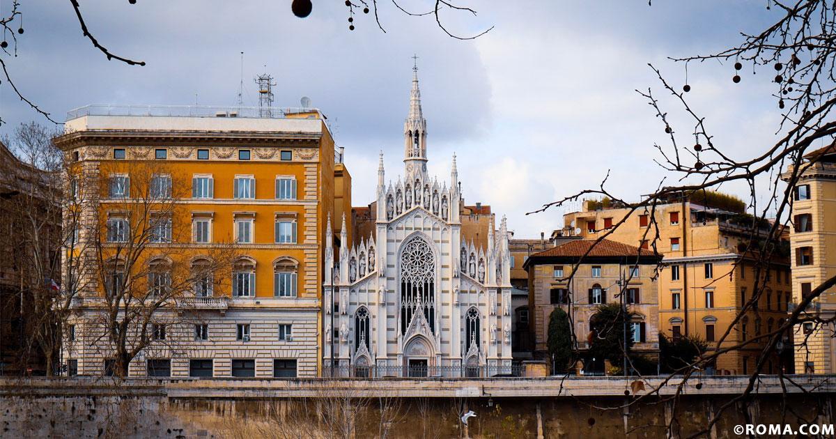 Romani, che c'annate a fa a Milano, quando il duomo ce l'avete a casa?