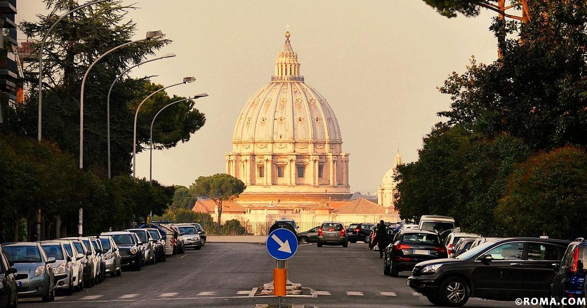 Roma città illusionista, prospettive e illusioni nella Città eterna