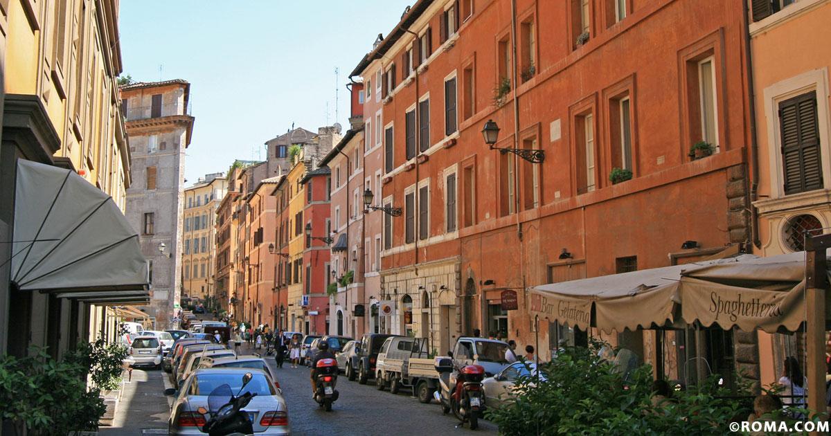 Roma, Rioni storici, riconosci il tuo stemma?