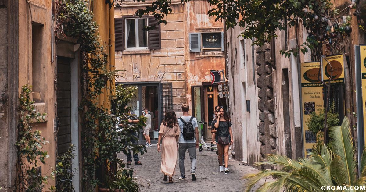 Trekking urbano a Roma? Ecco 3 itinerari giornalieri