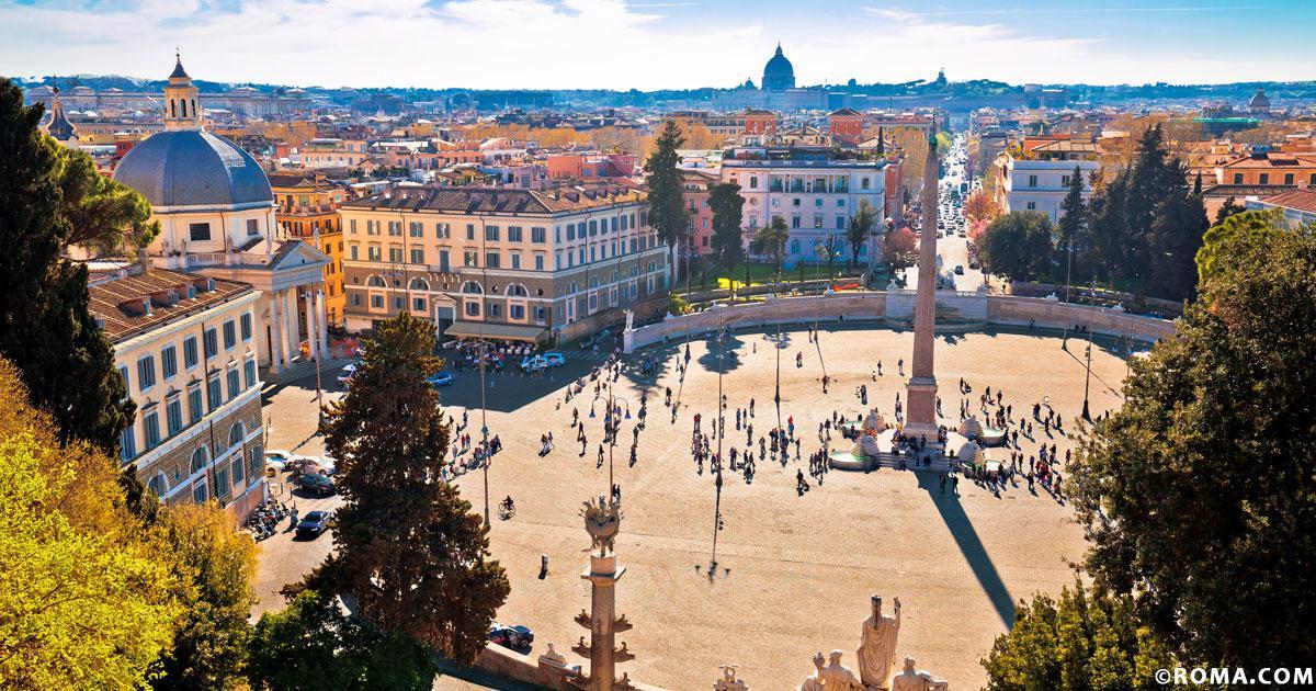"""""""Quanto sei bella Roma…"""" Le 5 viste panoramiche più belle dell'Urbe"""