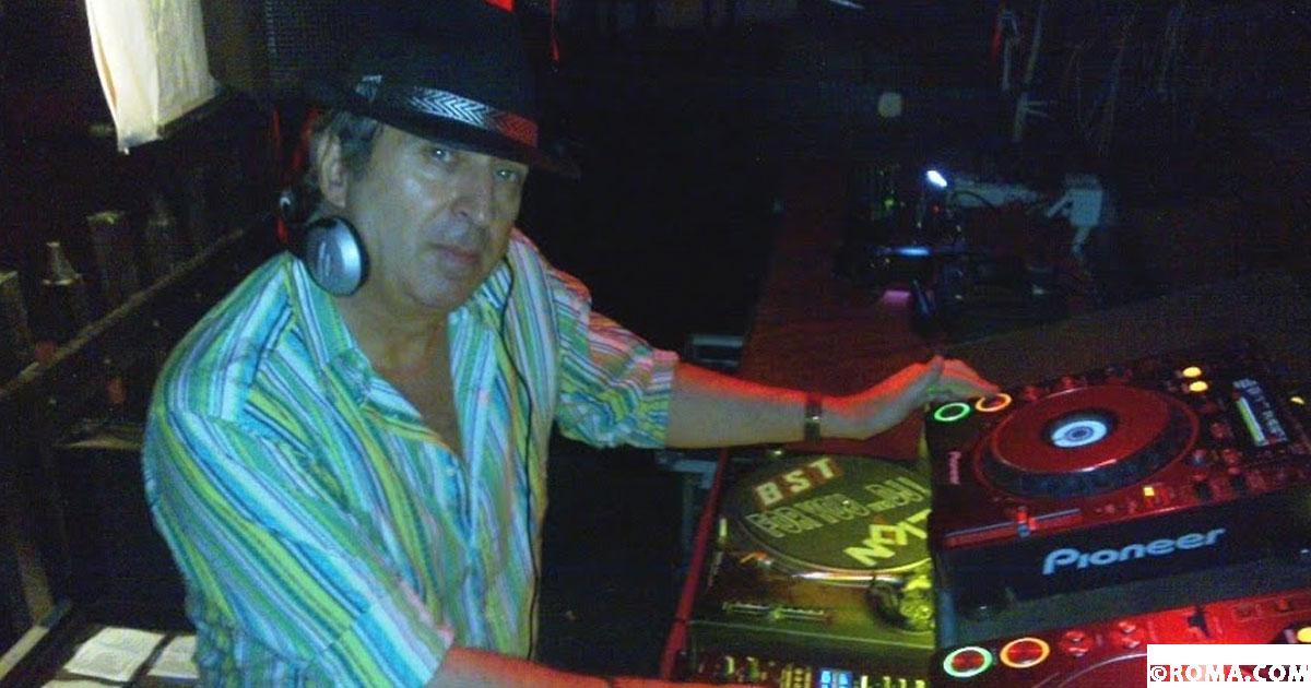 Claudio Casalini, il dj, produttore e grossista, una vita votata alla musica