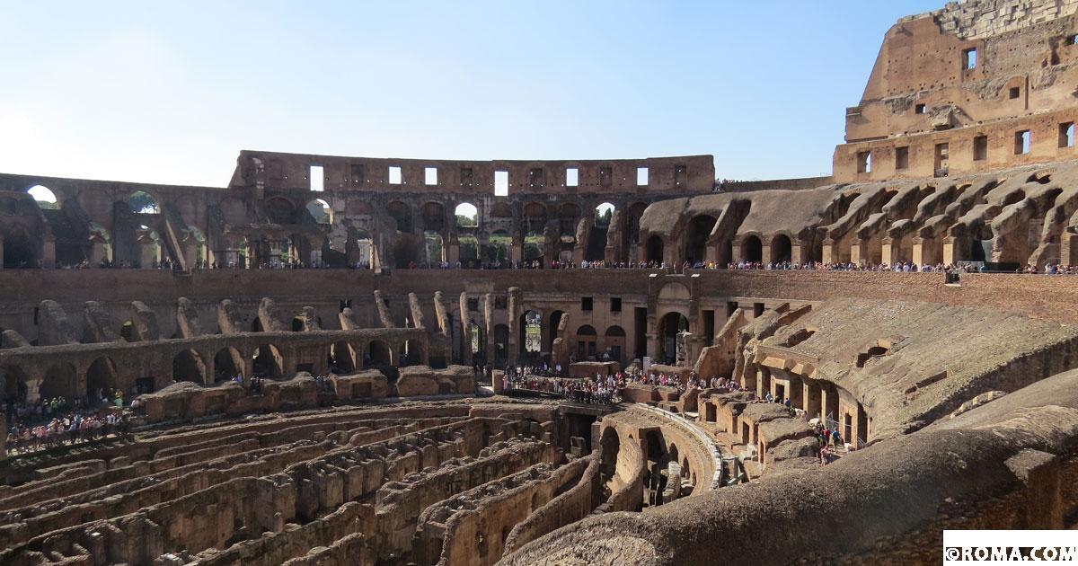 Chiudi 'ste finestre, mica stamo ar Colosseo!