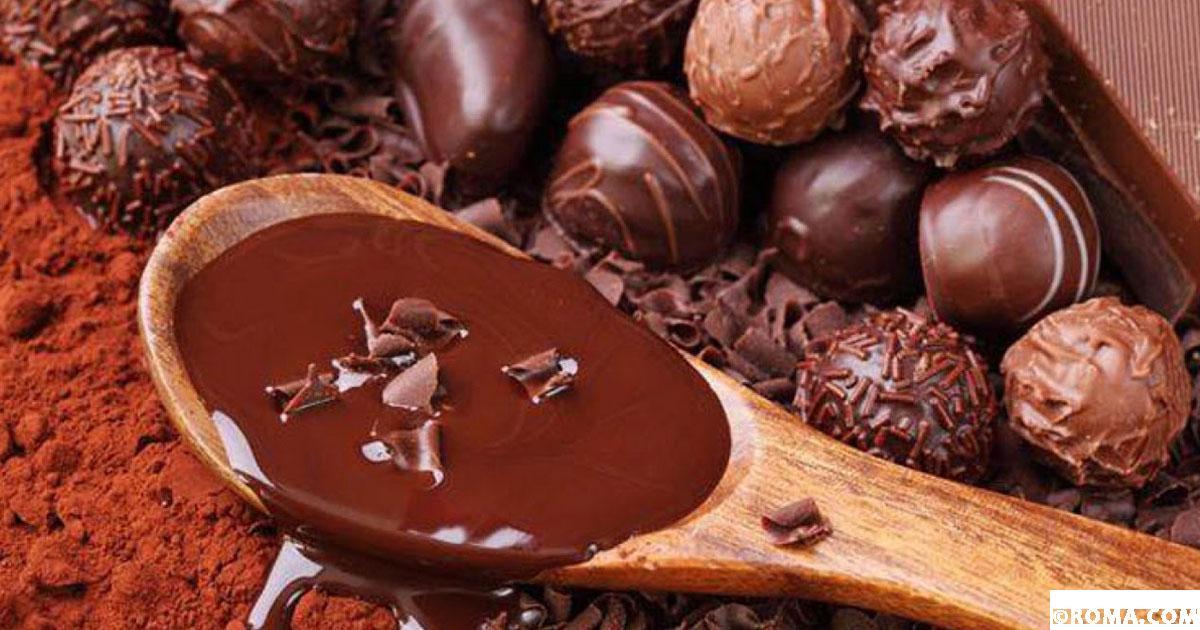 La Capitale del Cioccolato è Roma, la festa dal 16 al 18 ottobre