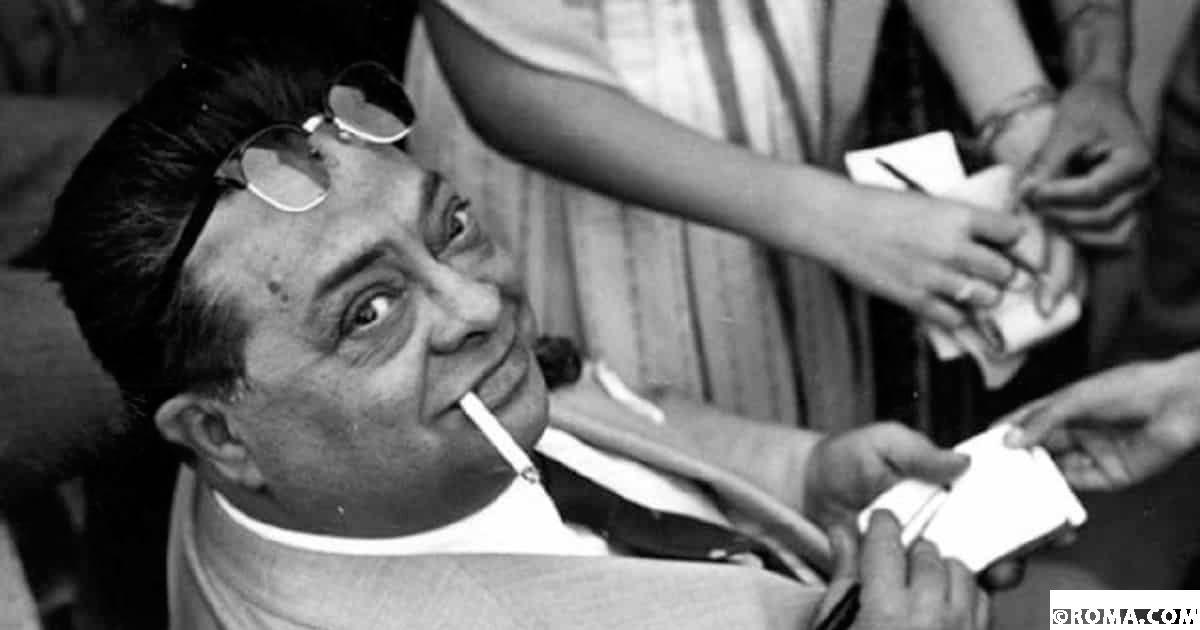 Aldo Fabrizi, attore, poeta e mito della romanità, oggi avrebbe compiuto 115 anni