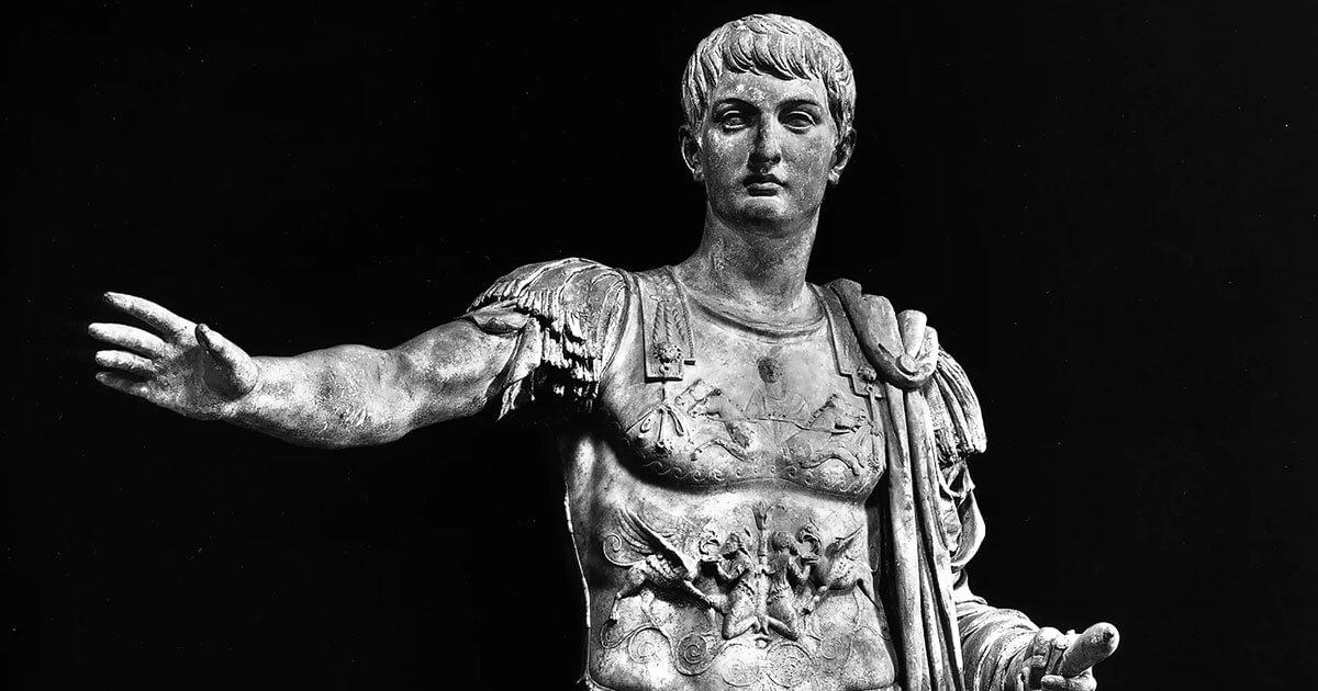 L'intervista a Giulio Cesare, colui che attraversò il Rubicone