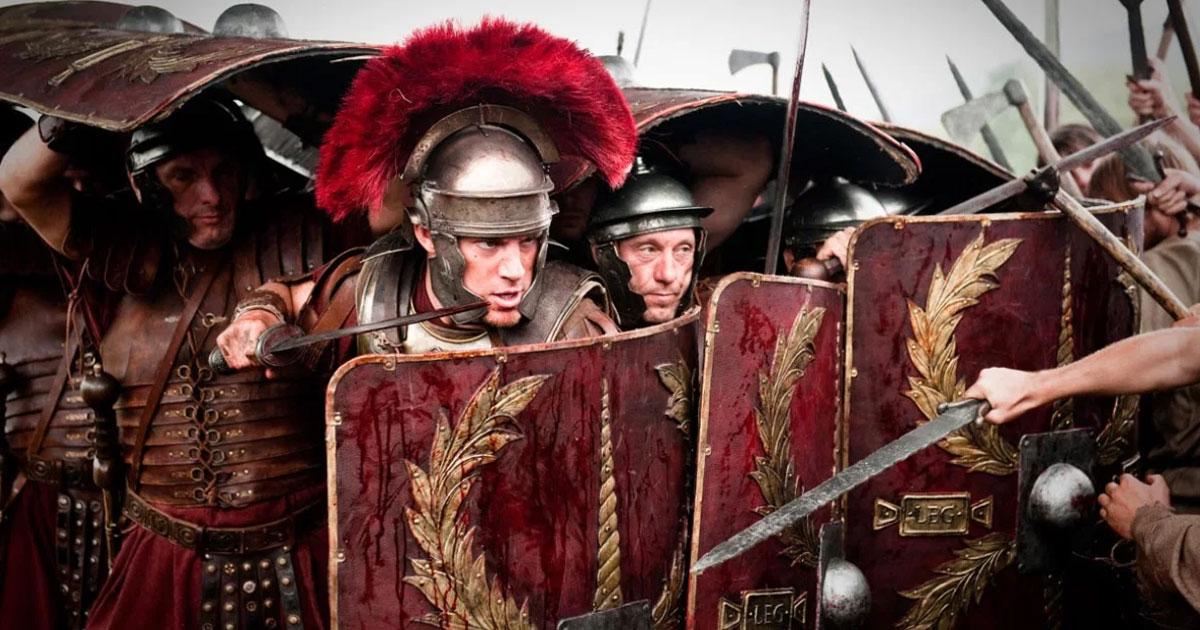Legionari romani, affetti da disturbi post traumatici di guerra?