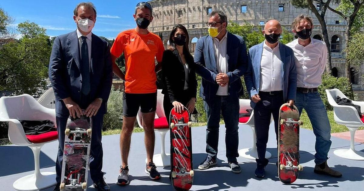 Roma sempre più street con i mondiali di Skateboard 2021