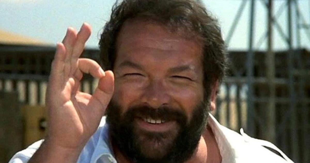 "Bud Spencer, dal nuoto al cinema il ""Piedone"" è breve"