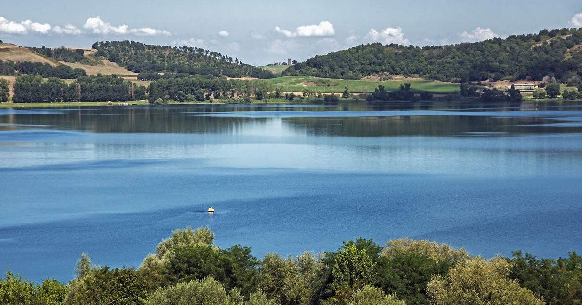 I 6 laghi più belli, vicino Roma dove trascorrere una giornata al fresco