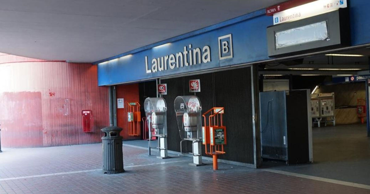 Roma al Metro: Laurentina, al capolinea sud della linea B