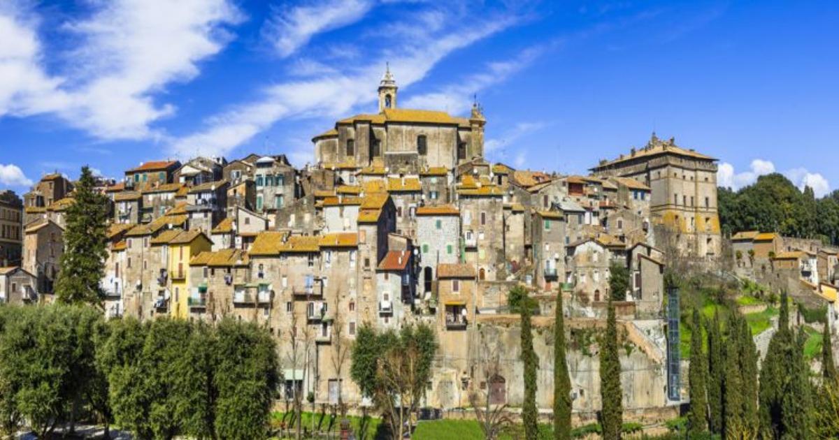 A mezz'ora da Roma: Vignanello, un borgo dall'atmosfera incantata