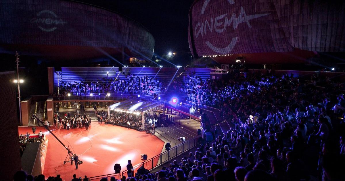 Dal 14 al 24 ottobre torna il Festival del Cinema di Roma