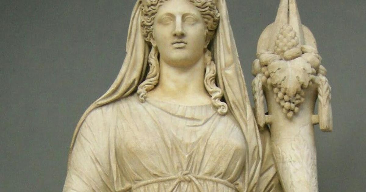 Una festa in onore di Felicitas, la dea che faceva sorridere i romani